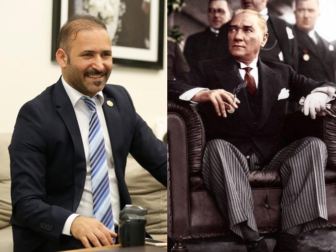 Ünlü Yönetmen Murat Uygur'dan 10 Kasım Mesajı !