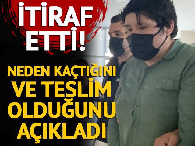 'Tosuncuk' lakaplı Mehmet Aydın'ın emniyetteki ifadesi ortaya çıktı