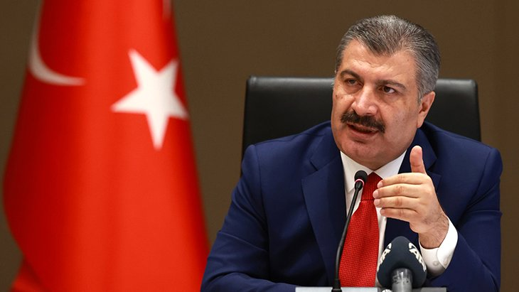 Türkiye'de 6 Temmuz günü koronavirüs nedeniyle 37 kişi vefat etti, 5 bin 299 yeni vaka tespit edildi