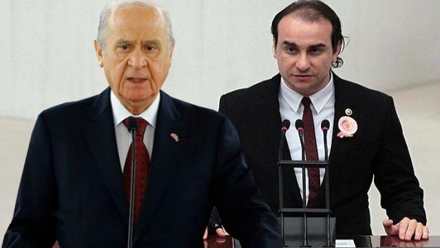 MHP'den Kutalmış Türkeş'in sözlerine aynı sertlikte yanıt geldi