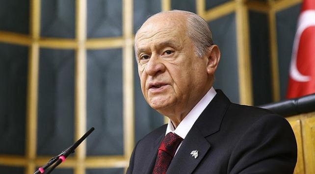 """MHP Genel Başkanı Bahçeli, """"MHP'nin görüşü çok nettir."""