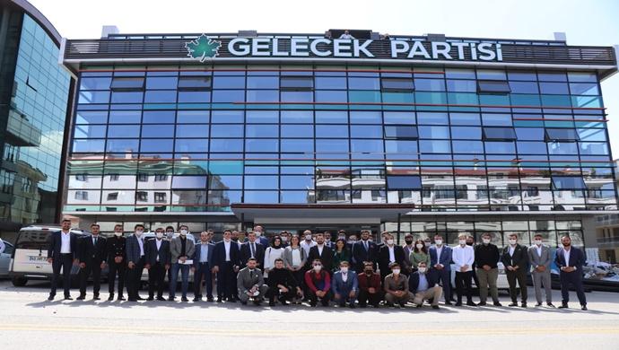 Gelecek Partisi Gençlik Politikaları Ankara`da Bir Araya Geldi