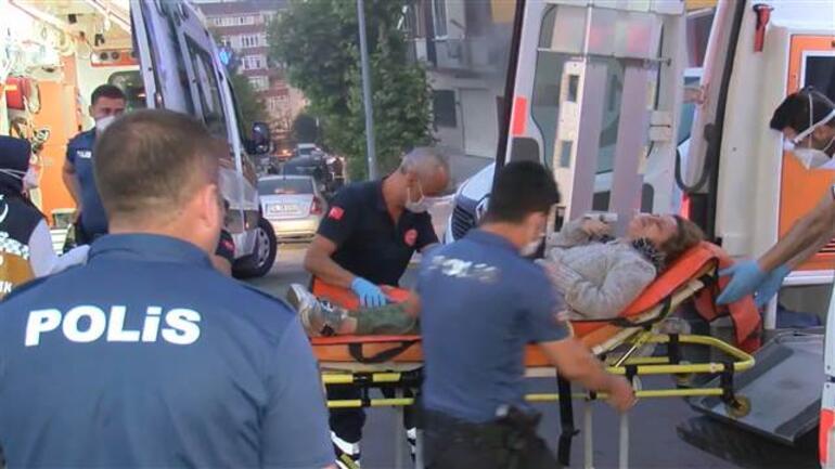 İstanbul Bahçelievler'deki tekstil atölyesindeki patlama, 1 ÖLÜ !