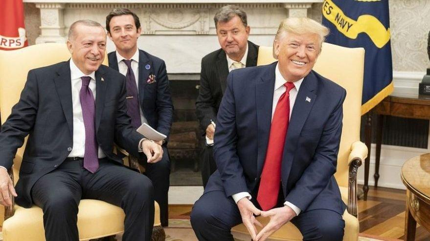 Son dakika… Trump sık sık Erdoğan'la konuşup şikayet etmiş