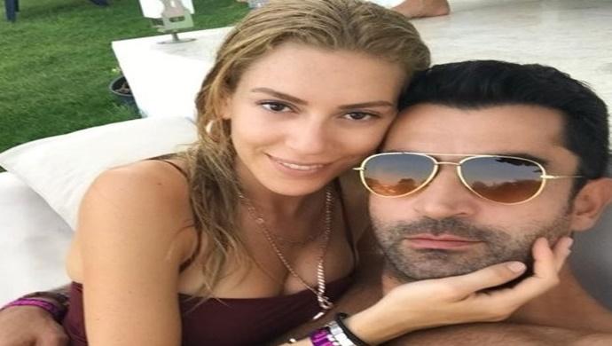 Kenan İmirzalıoğlu'nun yeni yaşını, eşi Sinem Kobal bu fotoğrafla kutladı