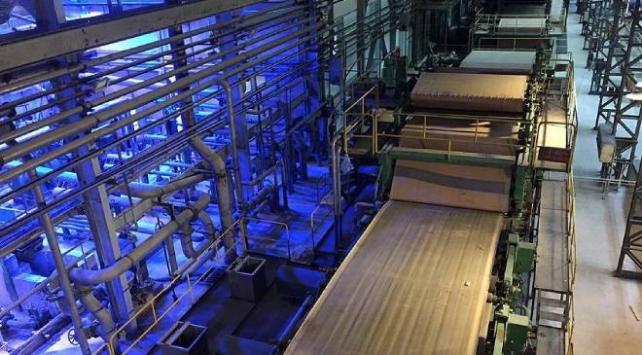 Türkiye kağıt ve kağıt ürünleri sektörü Büyümede