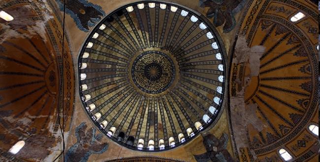 Diyanet: Ayasofya'daki resimler namazların sıhhatine engel değil