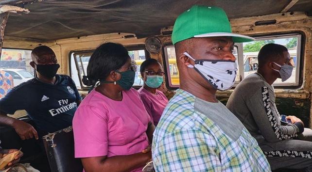 Nijerya'da, vaka sayısı son 24 saatte 463 artarak 33 bin 616'ya yükseldi