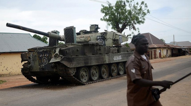 Nijerya'da Boko Haram kampı imha edildi Açıklaması