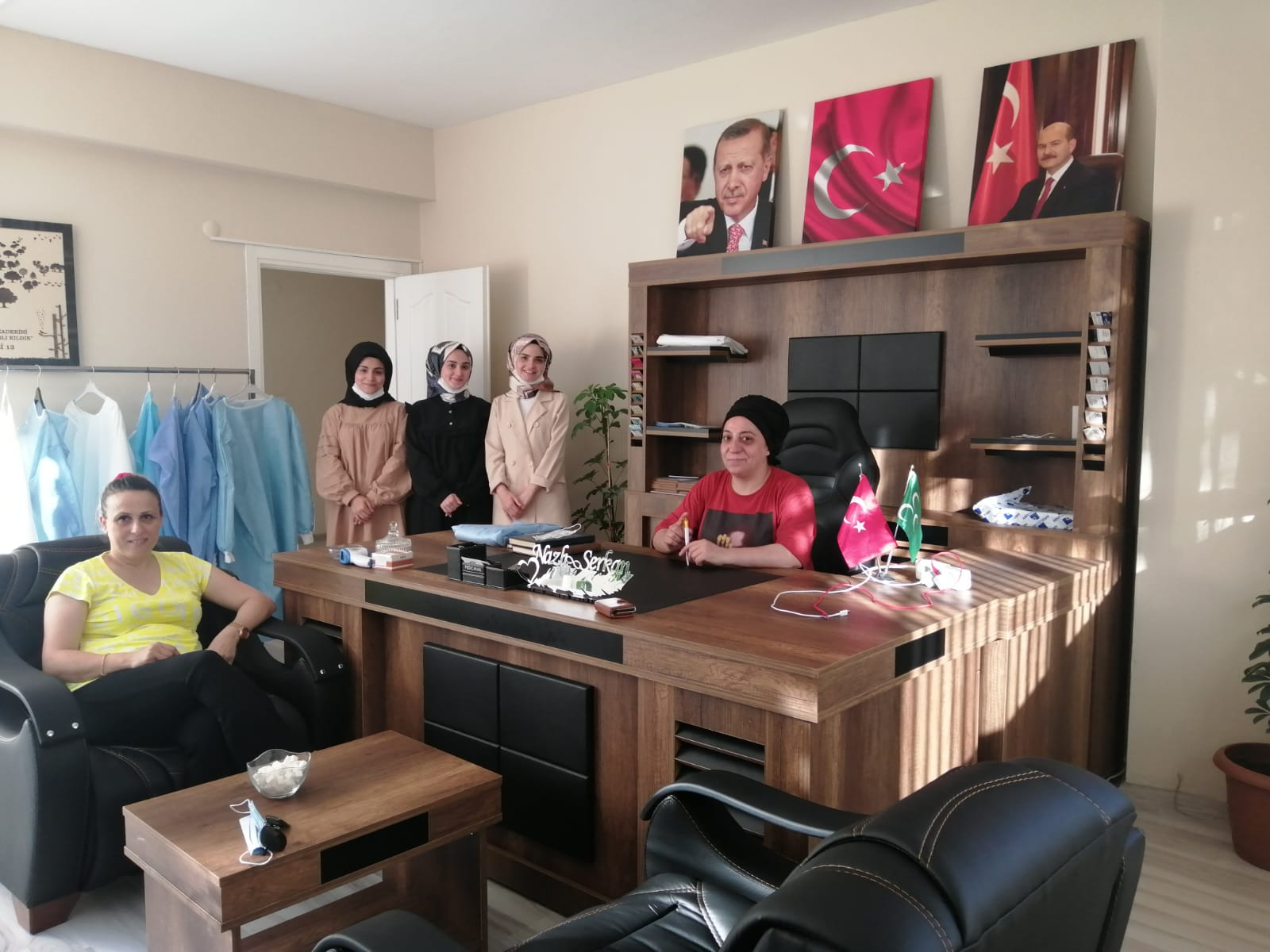 İSTANBUL'LU GİRİŞİMCİ İŞ KADININDAN EKONOMİYE BÜYÜK KATKI