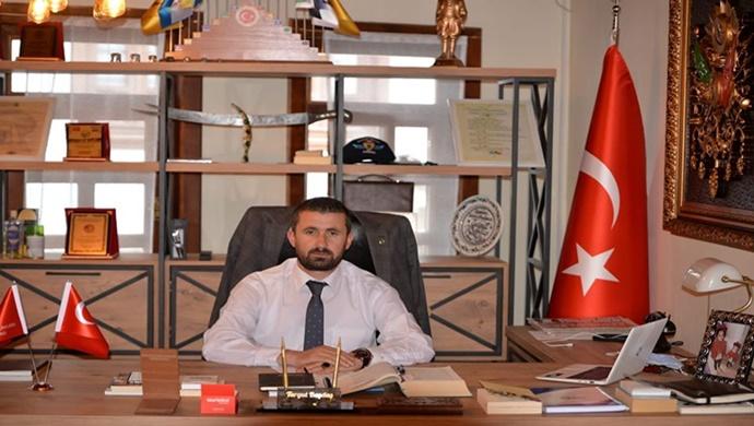 Turgut Başdaş `tan TBMM Başkanı seçilen Mustafa Şentop' a Tebrik Mesajı