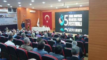 5. TÜRK DÜNYASI BELGESEL FİLM FESTİVALİ ÖDÜL TÖRENİ OSMANİYE'DE YAPILDI!