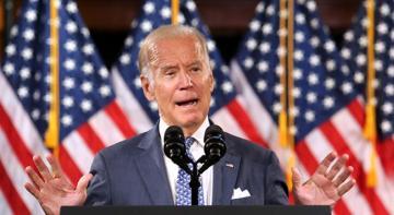 Biden: Kimse demokrasiyi elimizden alamayacak