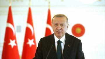 Erdoğan'dan Çanakkale mesajı