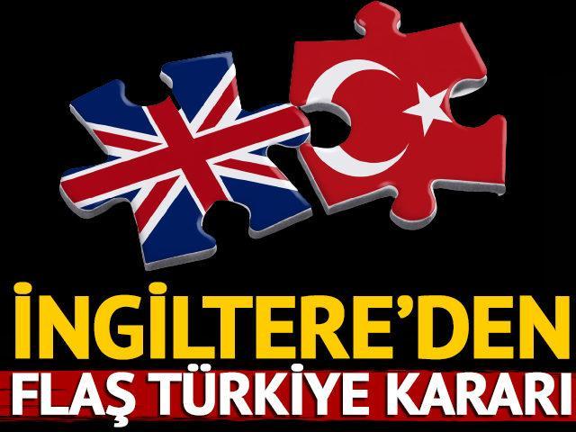 Aralarında Türkiye de var
