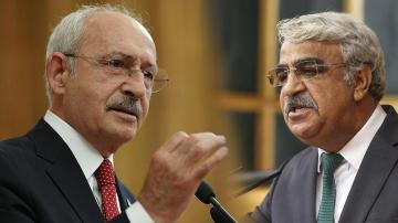 HDP'den CHP'ye tezkere ile gözdağı